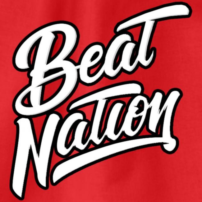 Logo Officiel Beat Nation Blanc