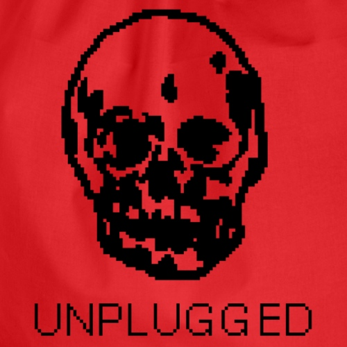 To be unplugged or not to be unplugged - Sac de sport léger