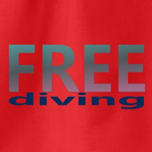 free diving - Gymtas