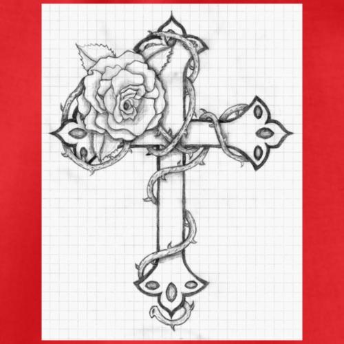 Rosecross genser - Gymbag