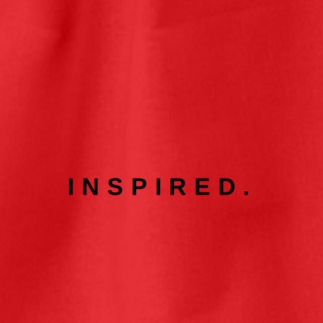 Inspired.