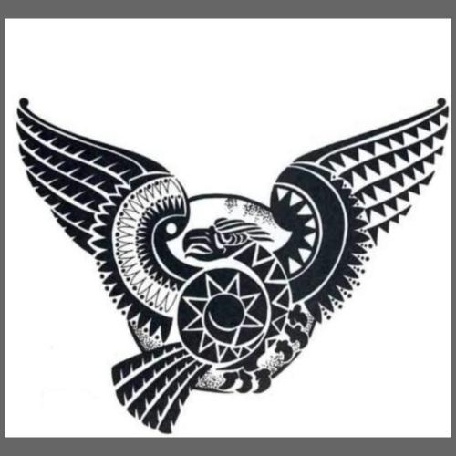 07060 Modern Tribal Tattoo Designs 3 - Gymnastikpåse
