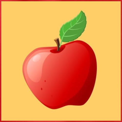 Der Sünden Apfel - Turnbeutel