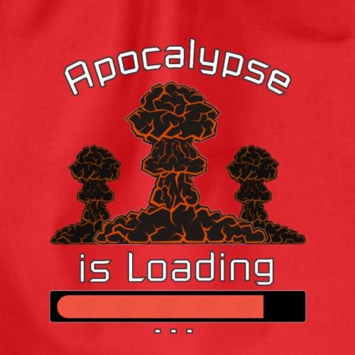 Apocalypse is Loading - Turnbeutel