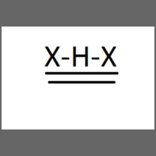 LOGO X-H-X - Mochila saco
