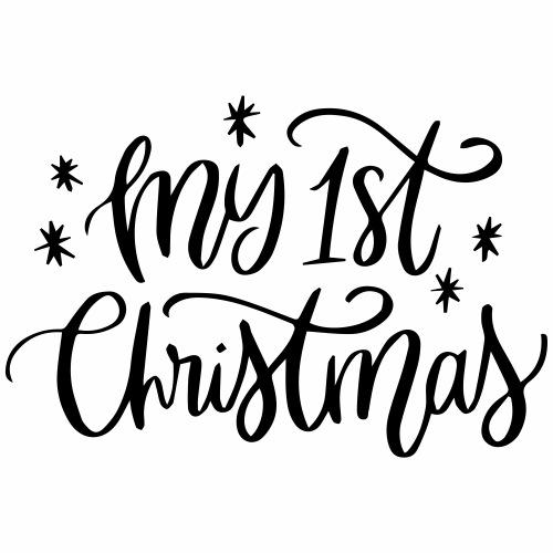 first Christmas - Gymtas
