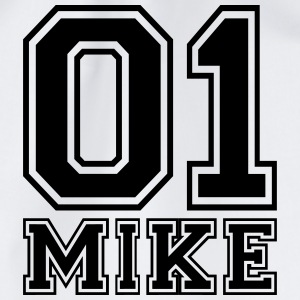 Mike - Name - Turnbeutel