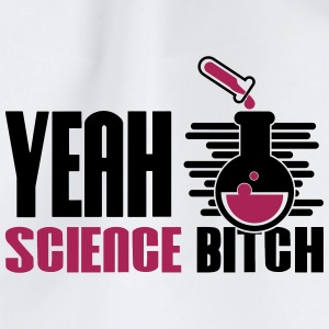 Yeah Science Bitch Chemistry - Turnbeutel