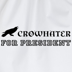 CrowHater for president! - Gymnastikpåse