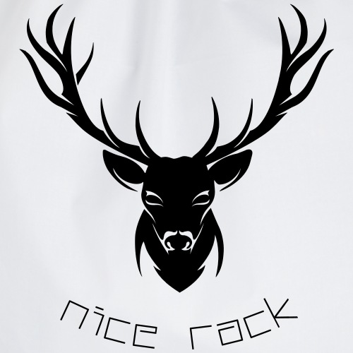 Nice Rack - Turnbeutel