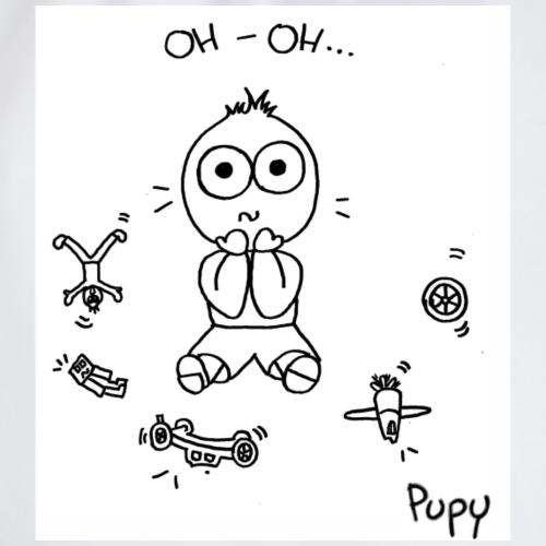 Pupy: oh-oh... - boy - Sacca sportiva