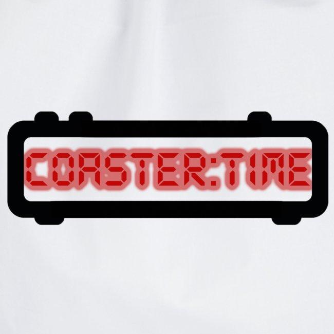 Coaster Time Schwarz - ParkTube