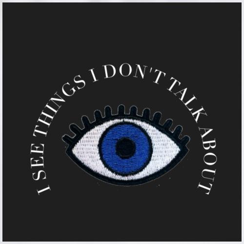 I See Things - Mochila saco