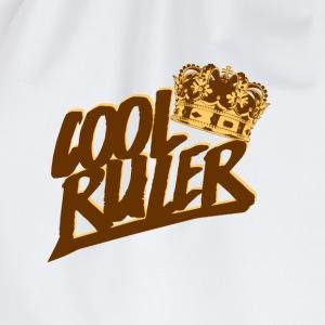 Cool Ruler - Drawstring Bag