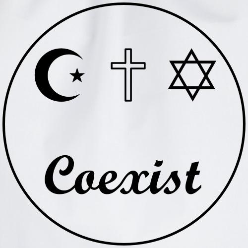 pulli Coexist - Turnbeutel