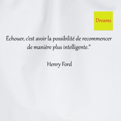 Dreams collection Henry F - Sac de sport léger