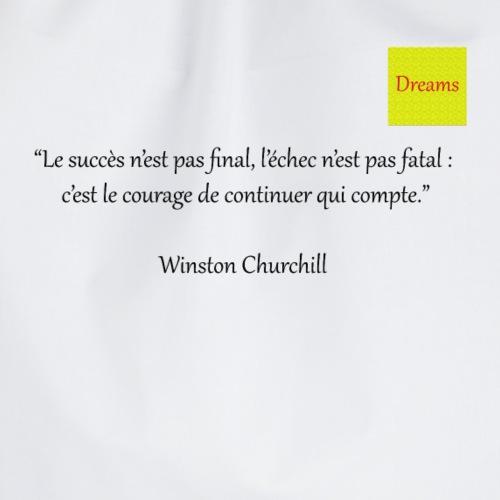 Dreams collection Winston Churchill - Sac de sport léger