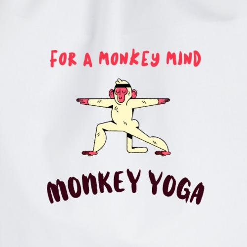 MONKEY YOGA - Mochila saco