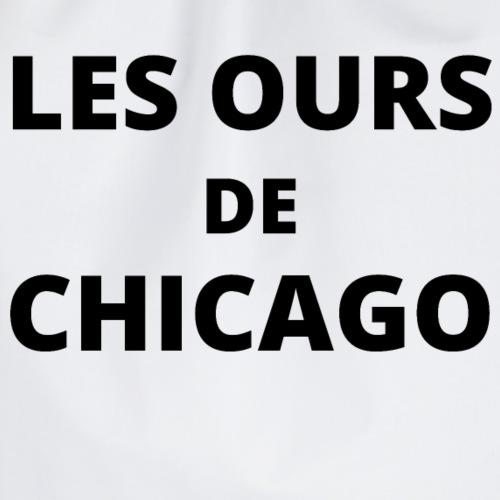 LES OURS DE CHICAGO - Sac de sport léger