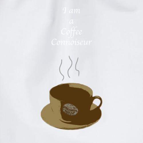 Coffee Connoiseur - Drawstring Bag