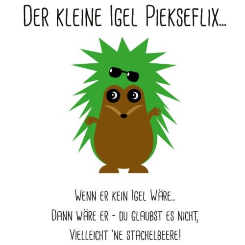 Piekseflix - Turnbeutel