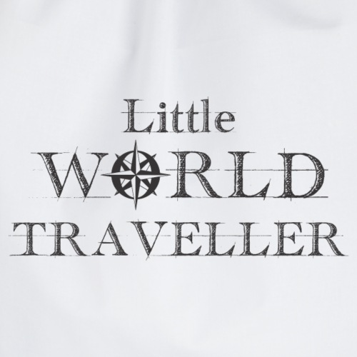 Little World Traveller - Turnbeutel