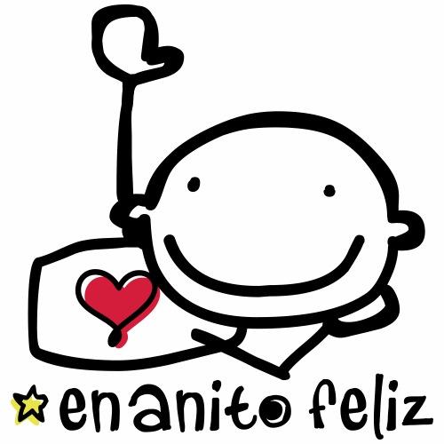 Camiseta enanitofeliz - Mochila saco