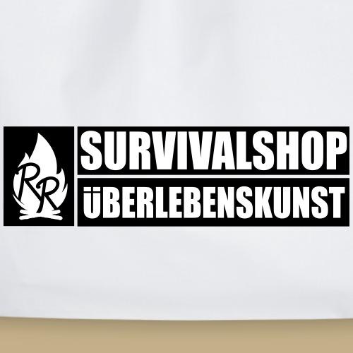 Survivalshop Überlebenskunst - Turnbeutel