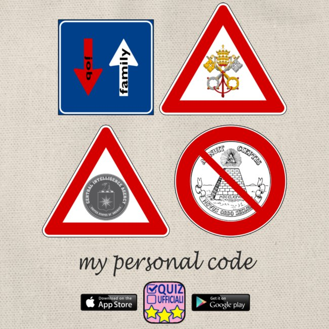 My personal code