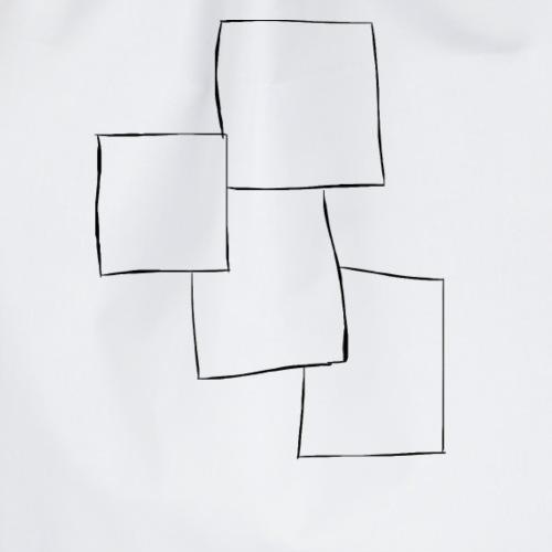 4 Squares - Gymbag