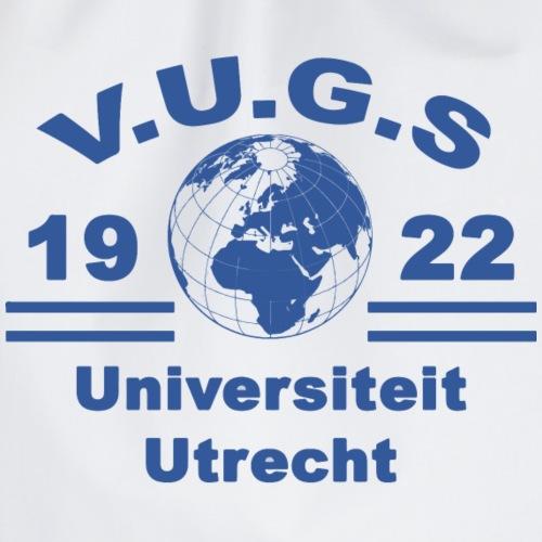 V.U.G.S. Society Blauw - Gymtas