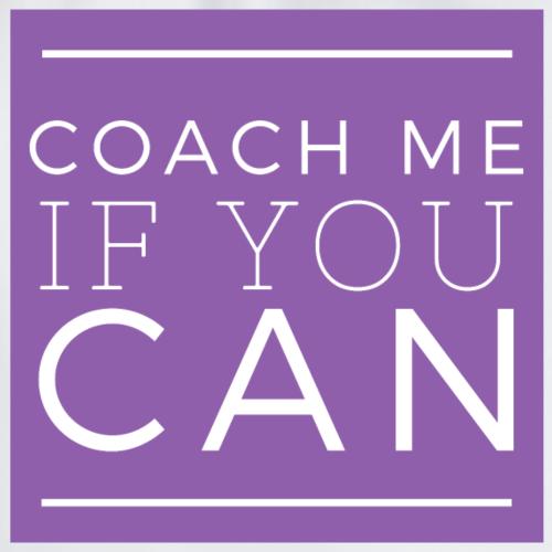 Coach me if you can - Sac de sport léger
