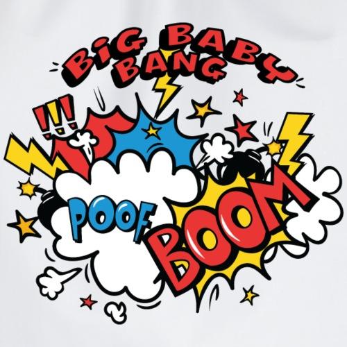 Baby Boom - Drawstring Bag