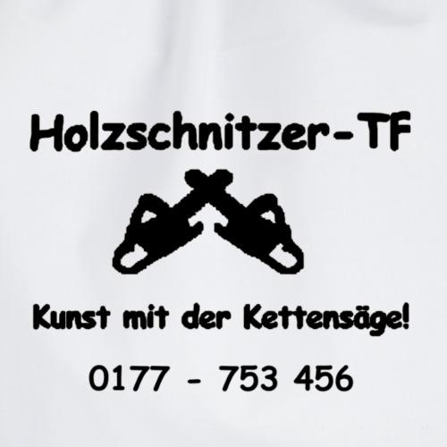 Torald Logo Kettensägenkunst - Turnbeutel
