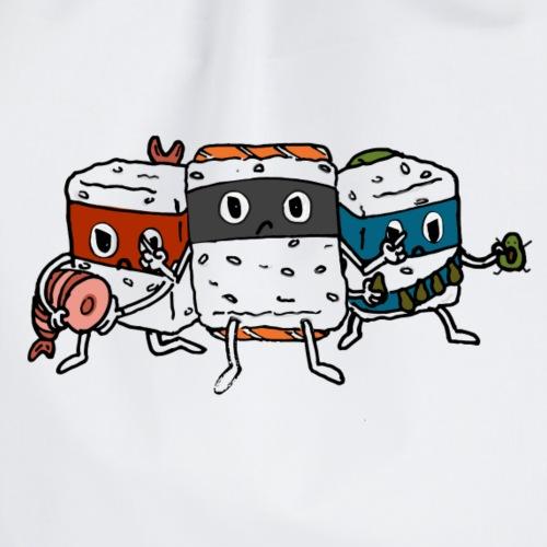 Sushi attac - Mochila saco