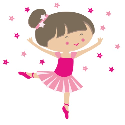 Happy Meitlis - Ballerina - Turnbeutel