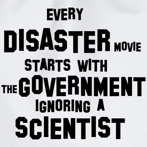 every disaster movie - Turnbeutel