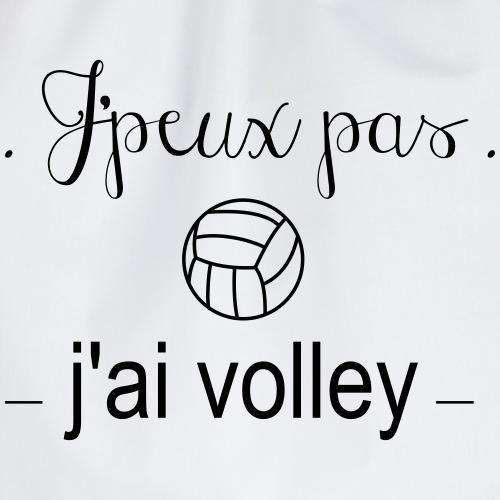 jpeuxpas volley - Sac de sport léger