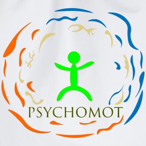 Green Psychomot Orange and Blue - Sac de sport léger