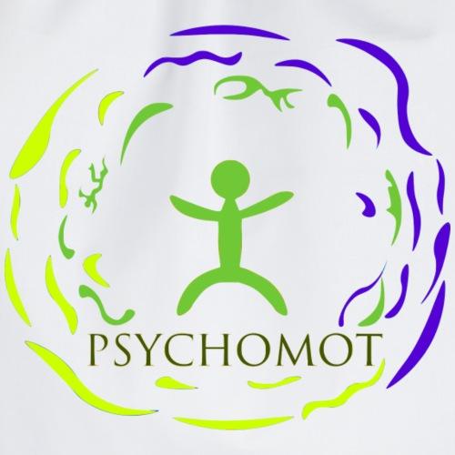Green Psychomot Yellow and Deep Blue - Sac de sport léger