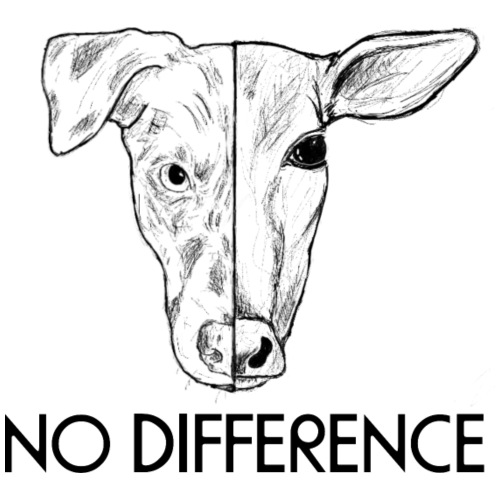 No Difference - Turnbeutel