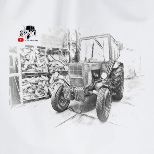 Belarus CM Motors - Turnbeutel