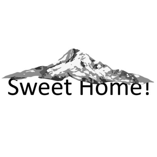 Sweet home - Turnbeutel