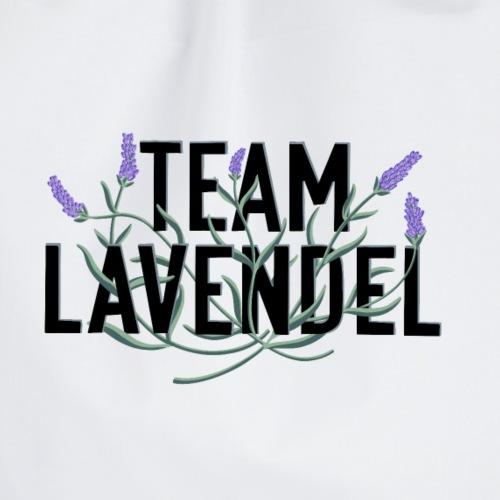 Team Lavendel - Turnbeutel