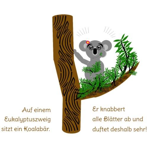 Koalabär - Turnbeutel