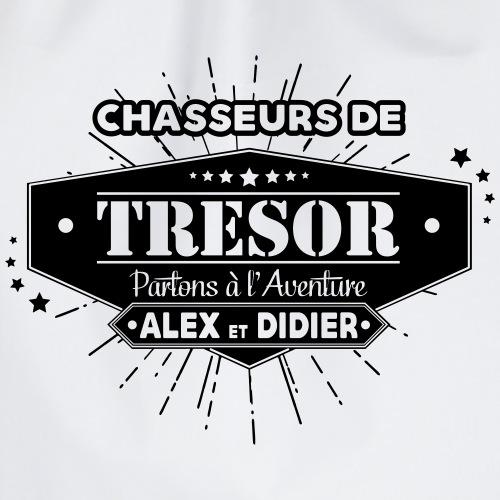 Chasseurs de Trésor - Alex et Didier - Sac de sport léger