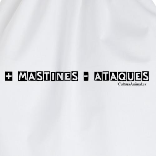 Lema +mastines - Mochila saco