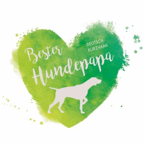 Bester Hundepapa Deutsch Kurzhaar - Turnbeutel
