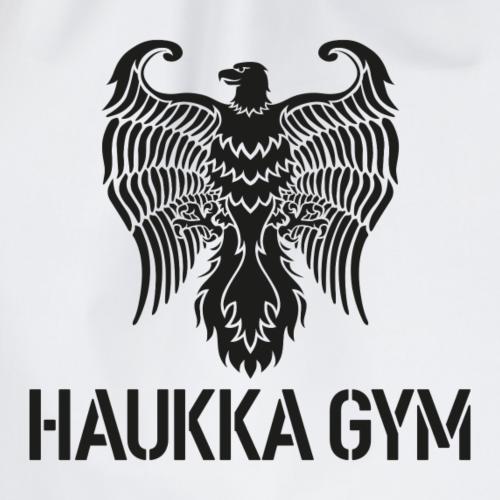 HAUKKA GYM LOGO - Jumppakassi