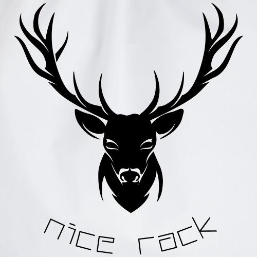 Nice Rack - Turnbeutel